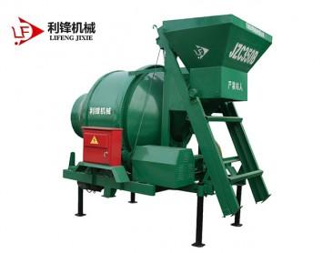 JZC350B混凝土搅拌机
